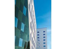 Södersjukhusets nya sjukhusbyggnader