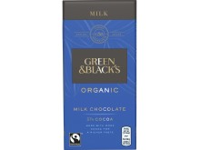 Green & Black's Milk