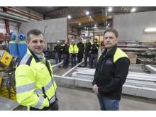 Jernbro Niklas Jälmevik o Peter Johansson
