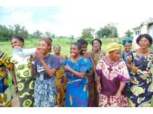 Organisationen FADI vägrar vara offer. De kämpar för jämställdhet och fred i östra Kongo.