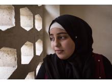 No Shame. Period. Shahed, 14 år från Syrien.
