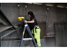 Brandsanering och restvärdesräddning