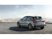 Audi A1 (Chronos Grey) bagfra