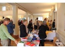 IBN-Kongress Bücherstand