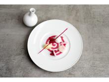 Rhabarber Dessert
