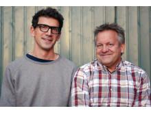 Olof Philipson, arkitekt SAR/MSA och Ari Leinonen, arkitekt MSA, VD