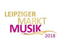 Leipziger Markt Musik - Logo