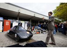 DTU præsenterer årets Eco-marathon bil