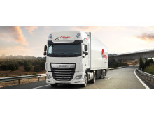 Girteka Logistics satsar på DAF