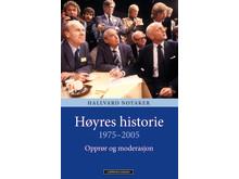 Omslag Høyres historie