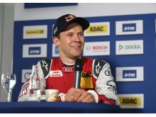 Mattias Ekström DTM 2017