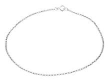 Ankelkjede i sølv 298,- BSA20050