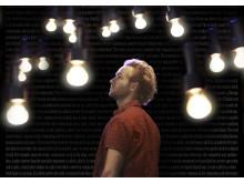 Innovativ föreställning om drömmar, hopp och förtvivlan