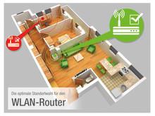 So platzieren Sie Ihren WLAN-Router richtig!