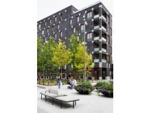 Holma torg, finalist till Stadsbyggnadspriset 2017