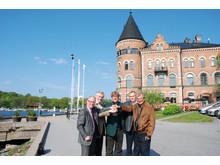 Värmdö kommun köper fastigheter i Gustavsbergs hamn
