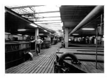 Liquor factory