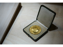 Carl von Ossietzkys Nobelmedalje
