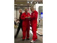 Rexroth Service på Underhåll 2012
