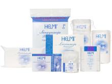 Laadukkaat Helmi-tuotteet vauvan hoitoon ja koko perheen hygieniaan - myös herkälle iholle