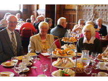 Mayor Wardle entertained the guests
