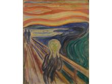 Edvard Munch: Skrik, 1910?