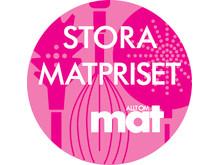Allt om Mat:s stora matpris 2013