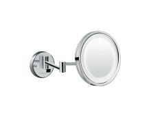 hansgrohe Logis Universal barber-/kosmetikspejl med LED-lys
