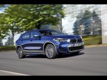 Nye BMW X2 xDrive25e