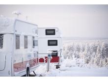 Vintercamping