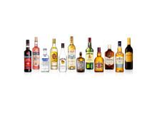 Aktuelles Portfolio von Pernod Ricard Deutschland