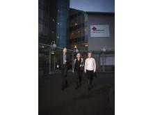 Bräcke Diakoni tar över Röda Korsets Sjukhus i Stockholm