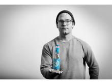 Bosse mit Viva con Agua Mineralwasser
