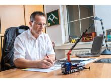 Helmut Mitterhauser, Geschäftsführer Kran-Mitterhauser GmbH