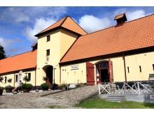 Stallarna vid Torups slott