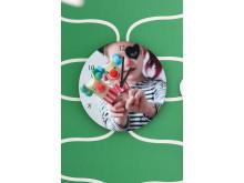 Styla barnrummet - smartphoto och Kreativa Karin