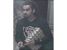 Image of man police wish to speak with - Suspect 3
