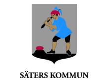 Säter logotype/stadsvapen
