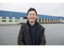 Pantos Logistics etablerar centrallager i Nässjö