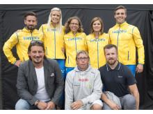 Craft - Svenska friidrottslandslaget - Intersport