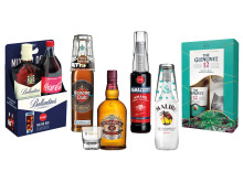 Winterpromotions-Angebote von Pernod Ricard Deutschland 2019