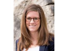 Katarina Atteryd - Vinnare av utmärkelsen Female Leader Engineer 2014