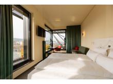 Deluxe Doppelzimmer im a-ja City-Resort Zuerich_© Christopher Tiess für a-ja Resort und Hotel GmbH