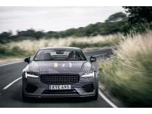 Polestars förste testförare bidrar med tung expertis till de nya elektriska prestandabilarna