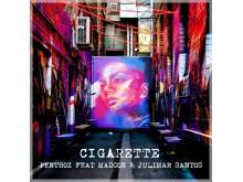 "Omslag ""Cigarette"" - Penthox"
