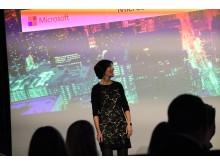 Microsoft Norge Partnerpriser 2018, Kimberly Lein-Mathisen