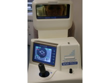 Vision Express has donated new sight-saving equipment to Temple Street Hospital