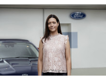 Kvinder bag rattet - Mette Beran