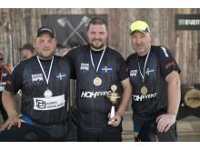 Vinnare nordiska mästerskapen 2018