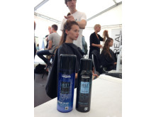 L'Oréal Professionnel - Backstage Fashion Week